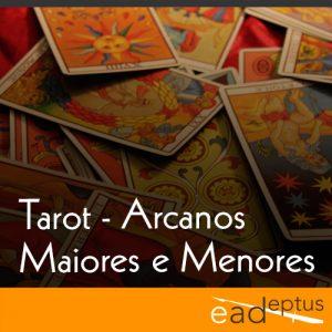 Tarot - Arcanos Maiores e Menores